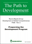 Global Competitiveness  - Part 2: Preparing the Development  Program: Rauma Oy