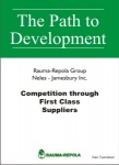 Competition through First Class Suppliers: Rauma-Repola Neles-Jamesbury Inc.