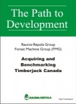 Acquiring and Benchmarking Timberjack Canada: Rauma Repola