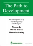 Towards World Class Manufacturing: Rauma-Repola Nordberg Inc.