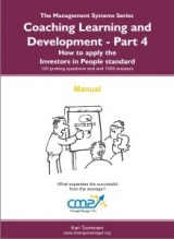 Coaching Learning and Development -  Investors in People -  Part 4