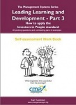 Leading Learning and Development -  Investors in People - Part 3