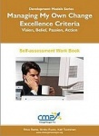 Managing My Own Change - Excellence Criteria